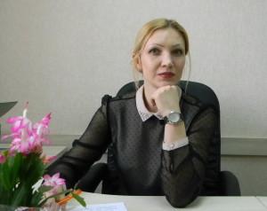 Алёна Гарматная