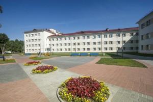 Общежитие Белорусской государственной сельскохозяйственной академии. Фото с официального сайта БГСХА