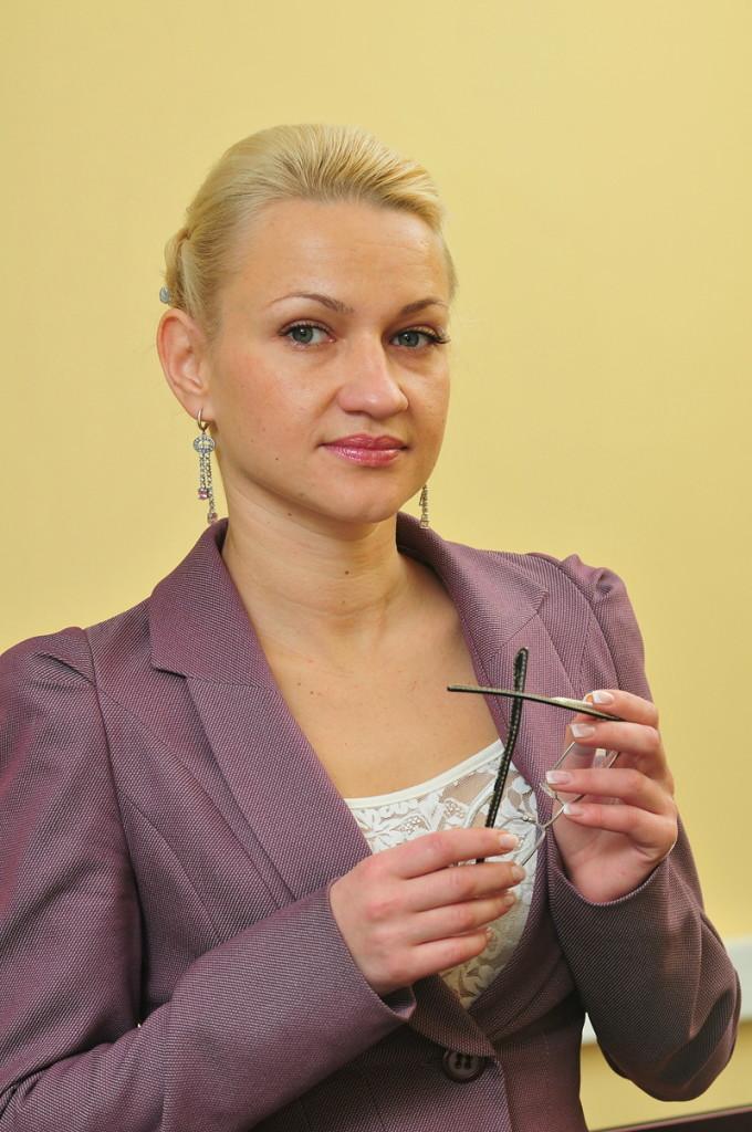 Валентина Завадская